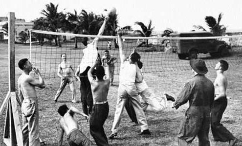 volleyball-history